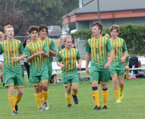 Lakeland Soccer Falls to Moscow at Home