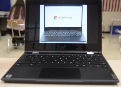 New technology around the school