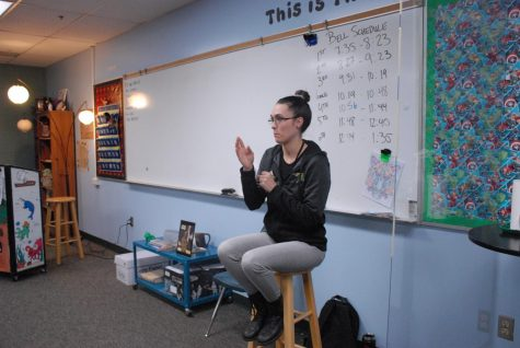 ASL in Lakeland High School