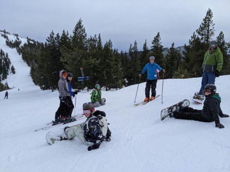 Ski Tripping